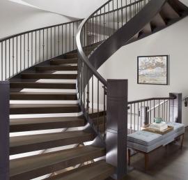 Еловая балясина для лестниц