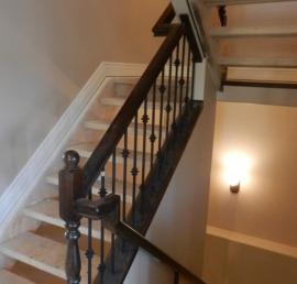 Балясина для лестниц из массива ели