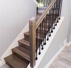 Балясина для лестниц из ясеня