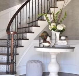 Липовая балясина для лестниц
