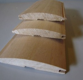 Блок-Хаус из дерева липы