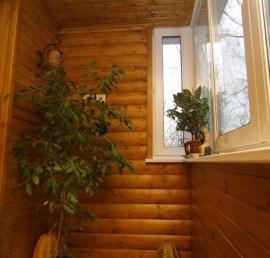 Блок-Хаус из кедра
