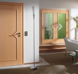 Деревянные двери из бука