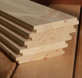 Деревянная доска четверть из дерева ореха