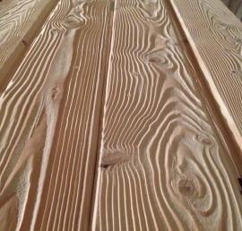 Имитация деревянного орехового бруса