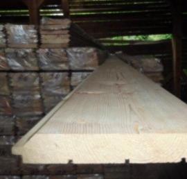 Имитация деревянного ясеневого бруса