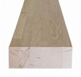 Клееный деревянный брус из ясеня