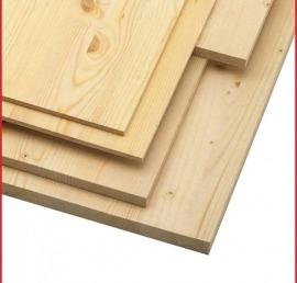 Мебельный щит из массива кедра