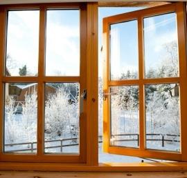 Буковые окна