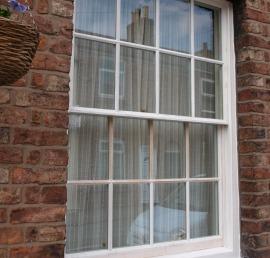 Ясеневые окна