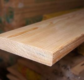 Деревянная палубная доска из ясеня