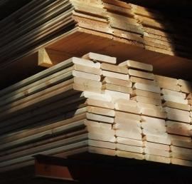 Палубная доска из лиственницы