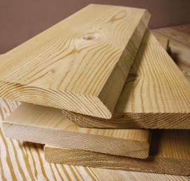 Деревянный планкен из бука
