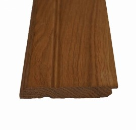 Плинтус из дерева бука
