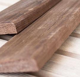Деревянный полок для бани из липы