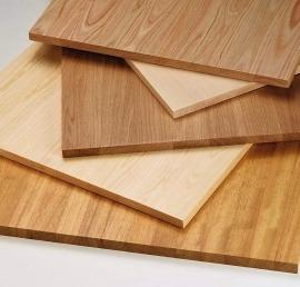 Мебельный щит из массива сосны