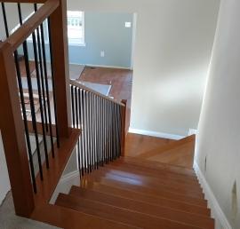 Ступени для лестниц из ели