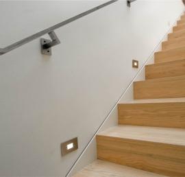 Ступени из лиственницы для лестниц