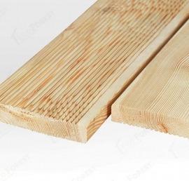 Террасная доска из дерева липы