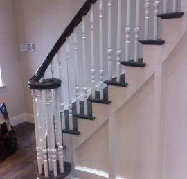 Еловая Тетива для лестниц