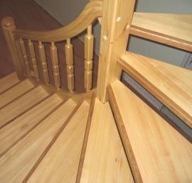 Сосновая Тетива для лестниц
