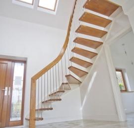 Буковая Тетива для лестниц