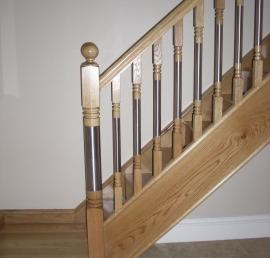 Деревянная Тетива для лестниц из липы