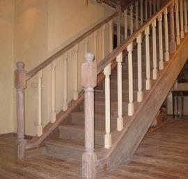 Тетива для лестниц из ясеня